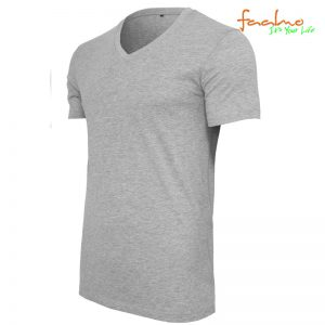 Men Light V-Neck T-Shirt