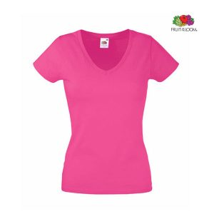 Ladies Valueweight V-Neck