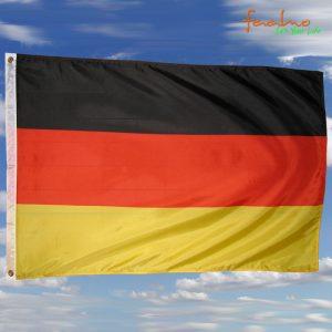 Fahne Deutschland 90 x 150