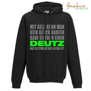 Just Hoodie Deutz No1