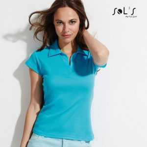 Ladies Polo Pretty 220