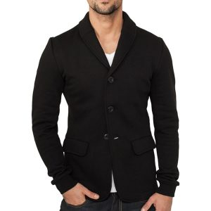 Men Sweat Blazer