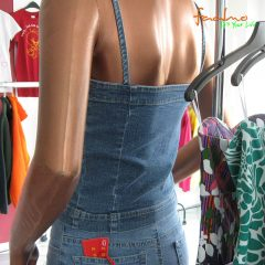 Jeans Spagetti Top