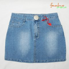Jeans Minirock Joan
