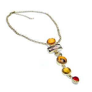 Halskette Autumn