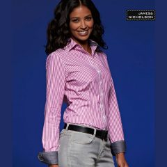 Ladies Stripes Bluse