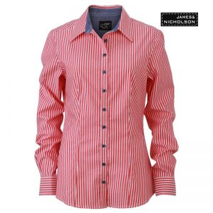 Ladies Stripes Hemd