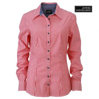 Ladies Stripes Hemd