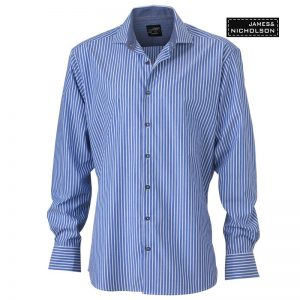 Men Stripes Hemd