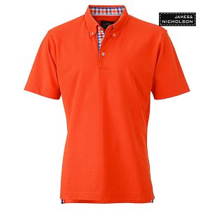Men Plain Polo