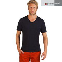 Men Slim Fit V-Neck T-Shirt