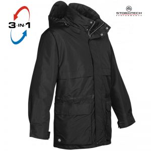 Explorer 3-in-1 Parka