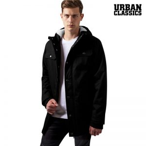 Men Heavy Cotton Parka