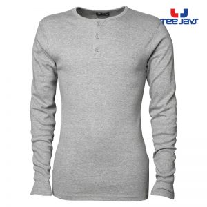 Men Granddad Long Sleeve
