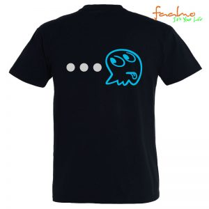 Inky Ghost No2 T-Shirt