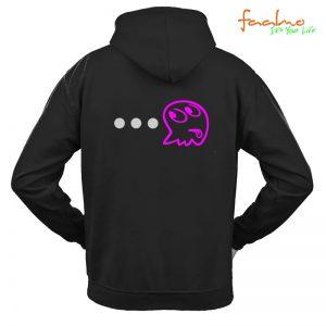 Pinky Ghost No2 Hoodie