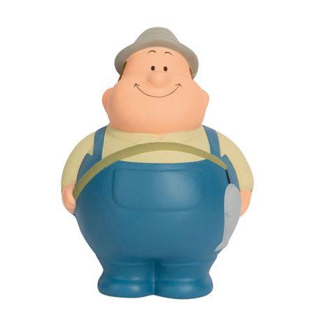 Angler Bert Anti-Stress Knautschfigur