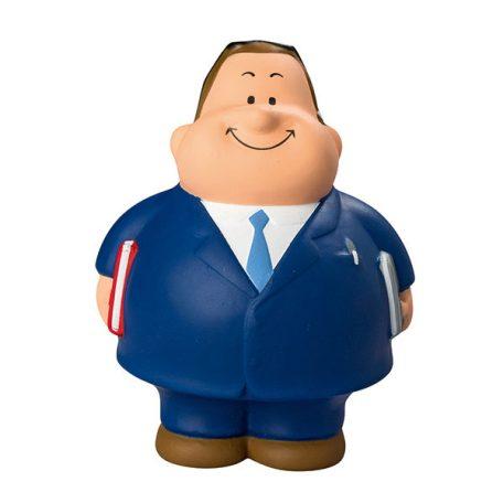 Berater Bert Anti-Stress Knautschfigur