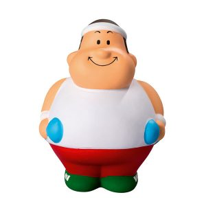 Body Bert Anti-Stress Knautschfigur