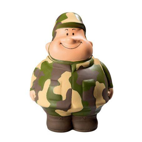 Gefreiter Bert Anti-Stress Knautschfigur