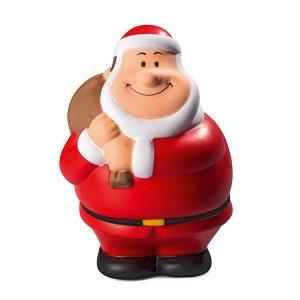 Santa Bert Anti-Stress Knautschfigur